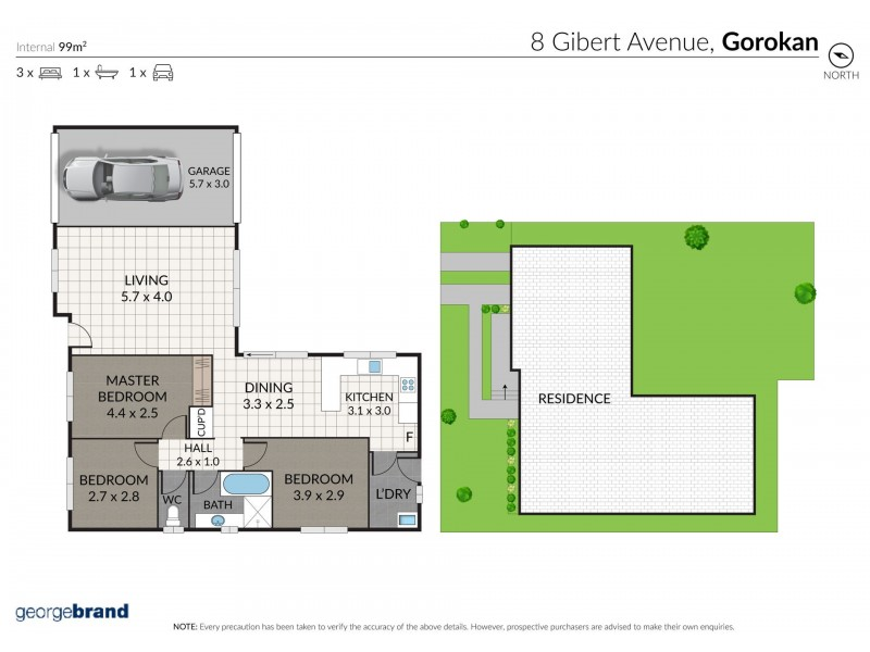 Gorokan NSW 2263 Floorplan