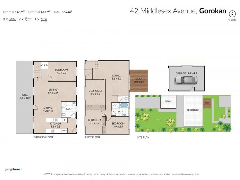 Gorokan NSW 2263 Floorplan