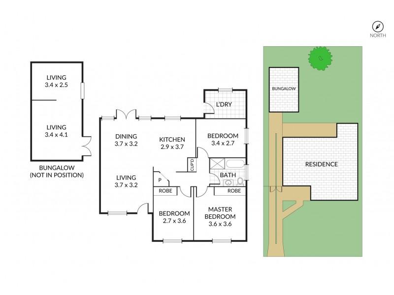 31 Vernon Avenue, Gorokan NSW 2263 Floorplan