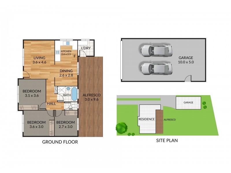 15 Westbrook Parade, Gorokan NSW 2263 Floorplan