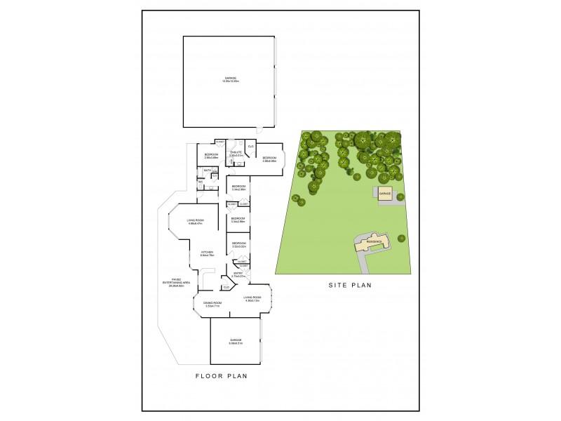 5 Teralba Street, Ourimbah NSW 2258 Floorplan