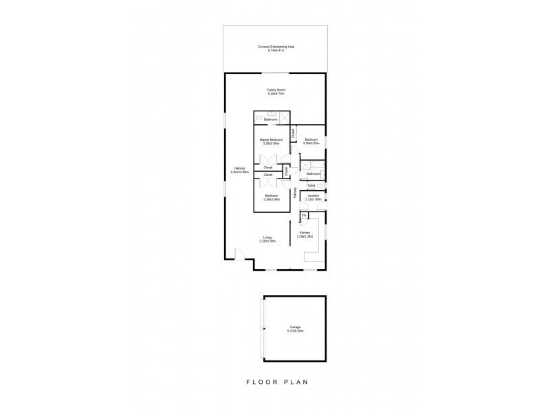 6 Lingi Street, Erina NSW 2250 Floorplan