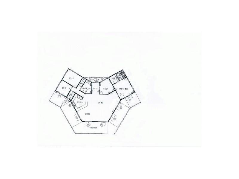 11 Silverton Road, Adelaide River NT 0846 Floorplan
