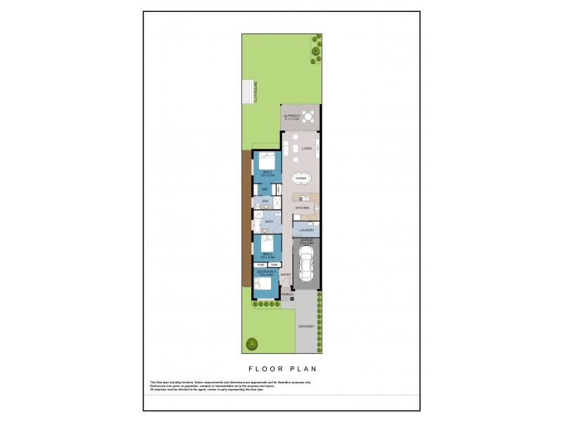 1/28 Sirius Street, Sanctuary Point NSW 2540 Floorplan