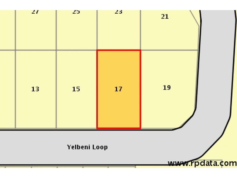 17 Yelbeni Loop, Baldivis WA 6171