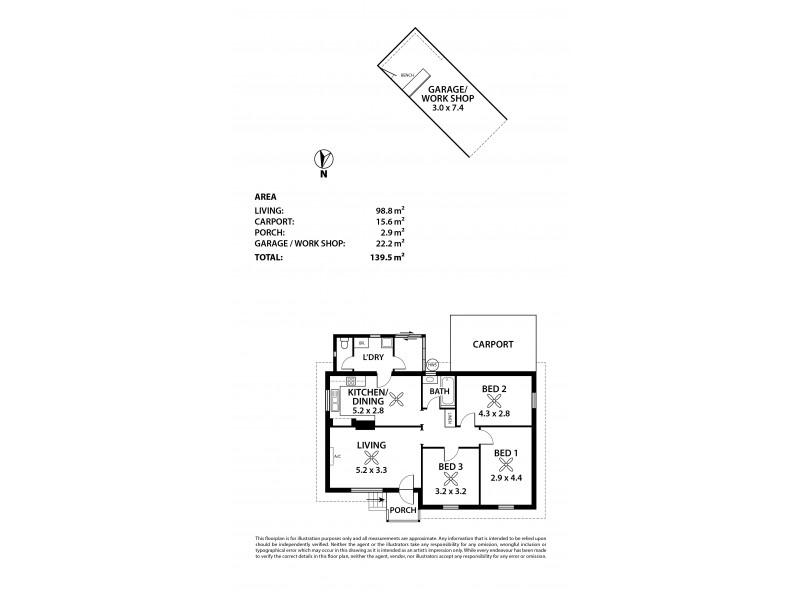16 Edinborough Street, Nairne SA 5252 Floorplan