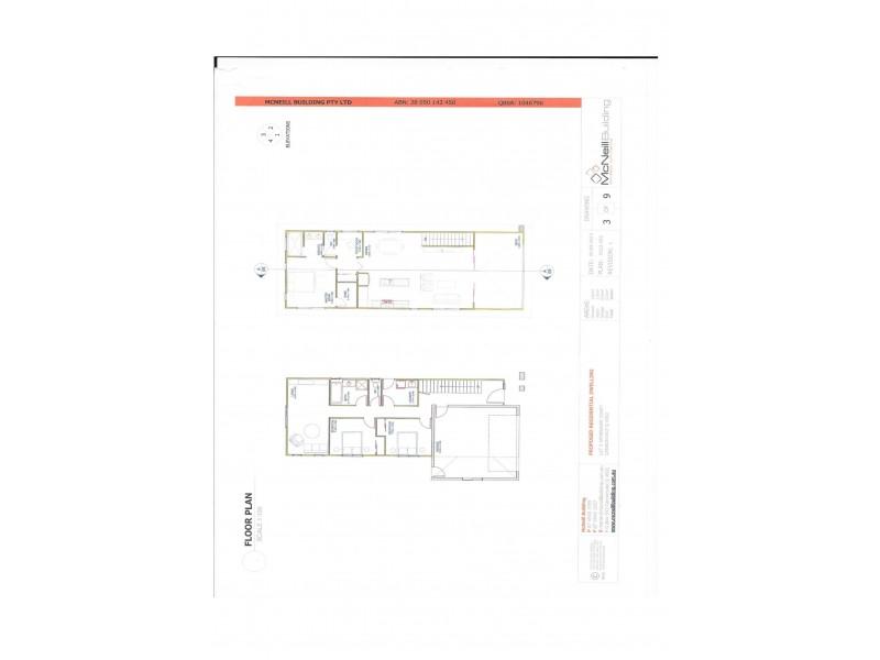 9 SPINNAKER COURT, Cannonvale QLD 4802 Floorplan