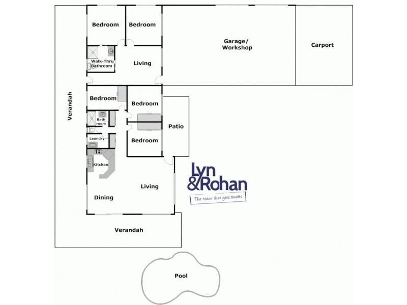 5a Hansen Court, Deeragun QLD 4818 Floorplan
