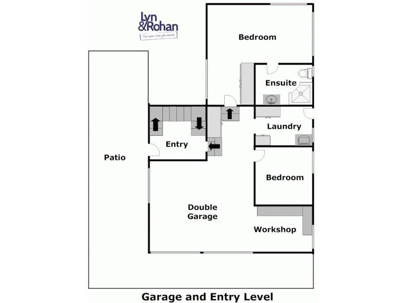 23 Potts Street, Belgian Gardens QLD 4810 Floorplan