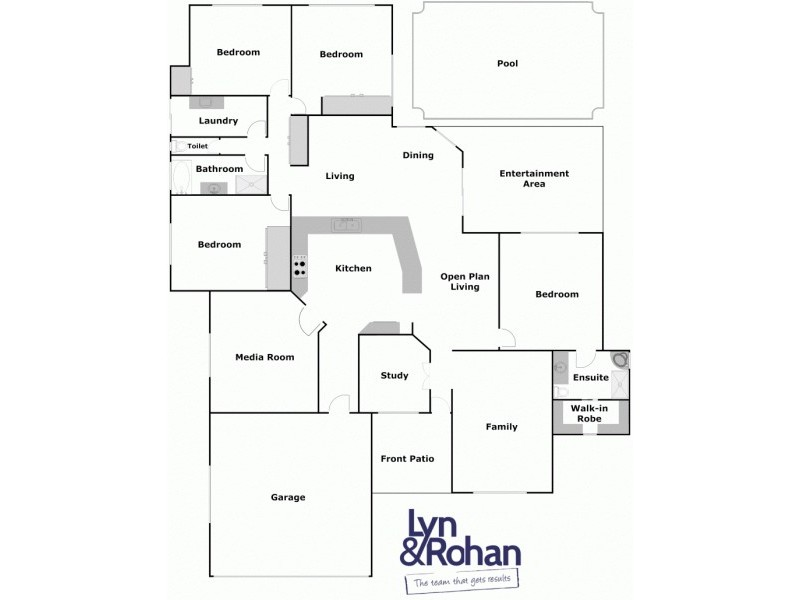 27 Mannikin Way, Bohle Plains QLD 4817 Floorplan