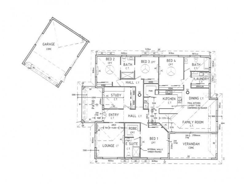 4 Werribee Court, Annandale QLD 4814 Floorplan