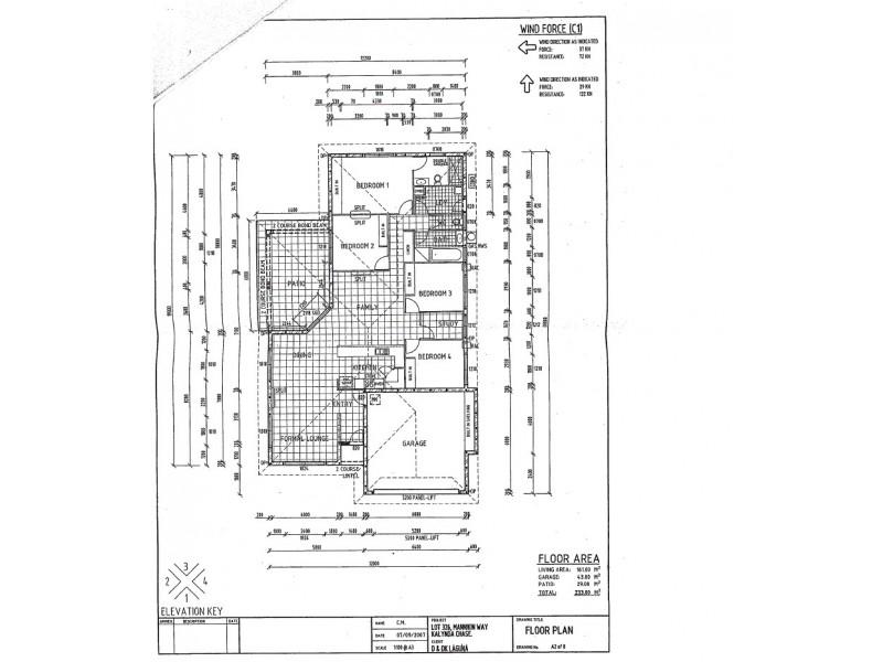 50 Mannikin Way, Bohle Plains QLD 4817 Floorplan