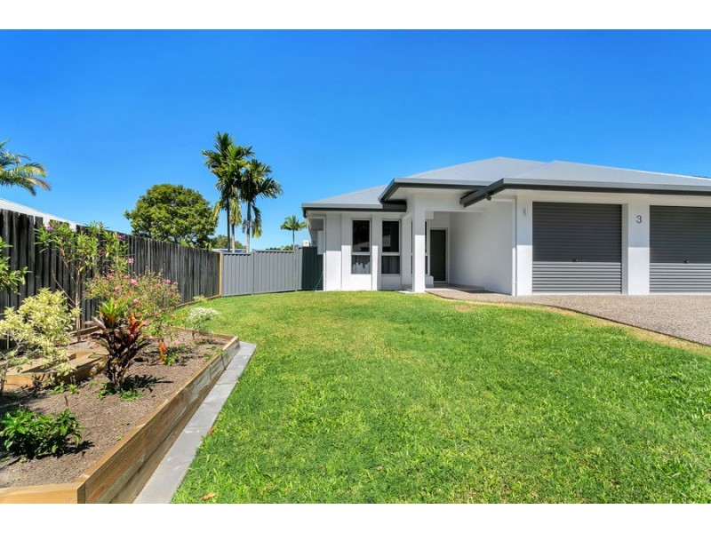 3 Ainscow Drive, Bentley Park QLD 4869