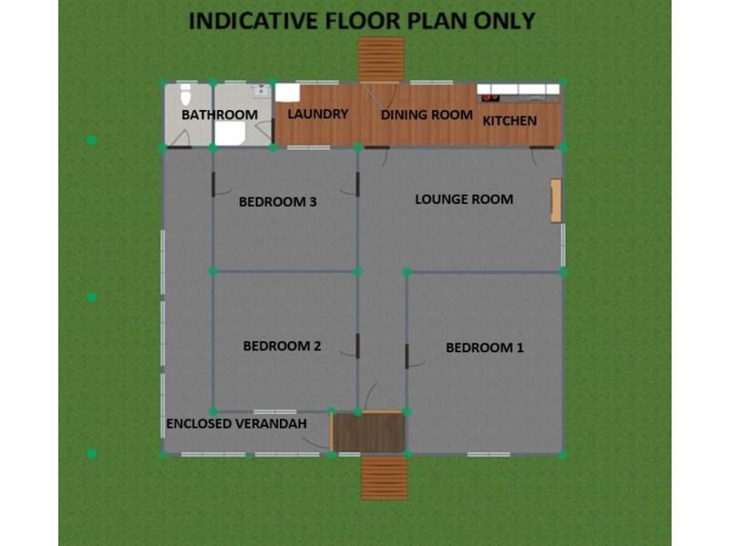 51 Molesworth Street, Tenterfield NSW 2372 Floorplan