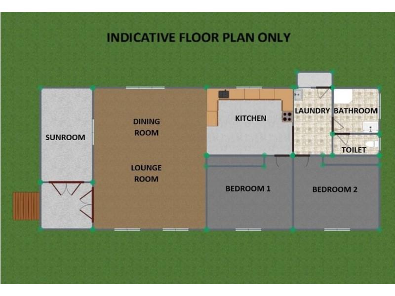 146 Bulwer Street, Tenterfield NSW 2372 Floorplan