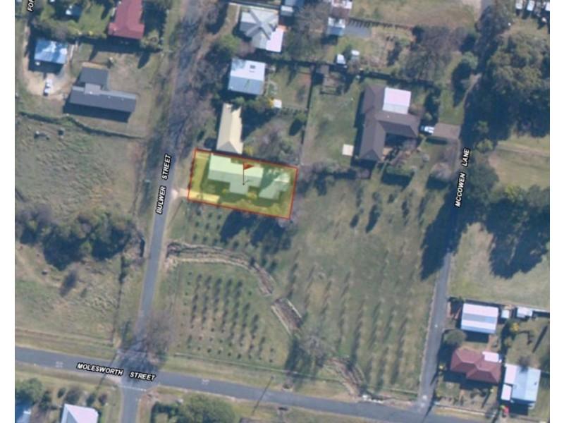 160 Bulwer Street, Tenterfield NSW 2372 Floorplan