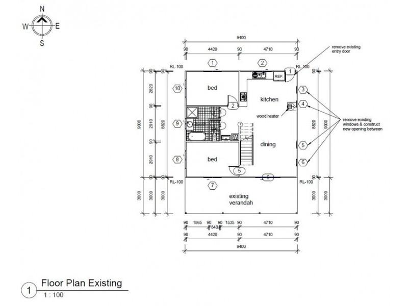 193 Wellington Lookout Road, Tenterfield NSW 2372 Floorplan