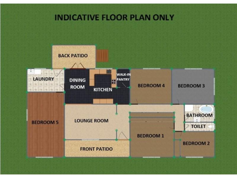 2 Naas Street, Tenterfield NSW 2372 Floorplan