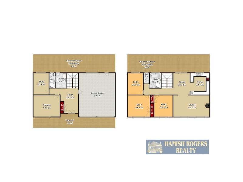 22 Eldon Street, Pitt Town NSW 2756 Floorplan