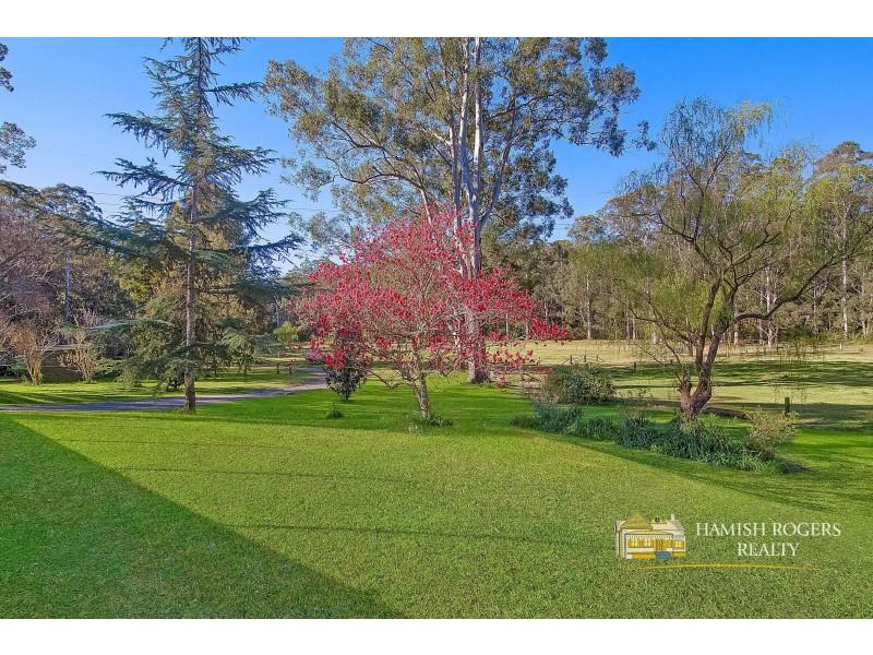 """Yarrandoo Park"" Woodland Road, Annangrove NSW 2156"
