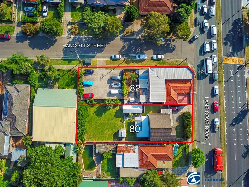 80 Lane Cove Road, Ryde NSW 2112