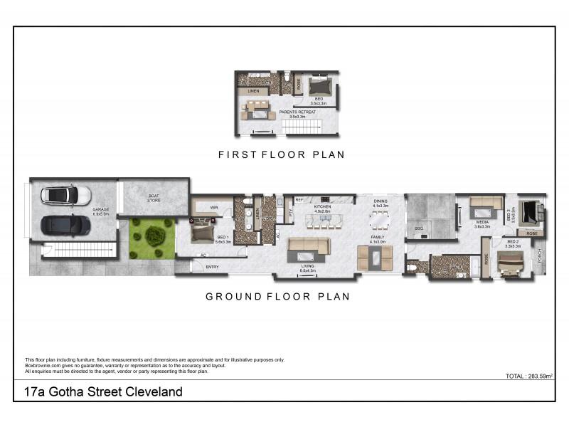 17A Gotha Street, Cleveland QLD 4163 Floorplan