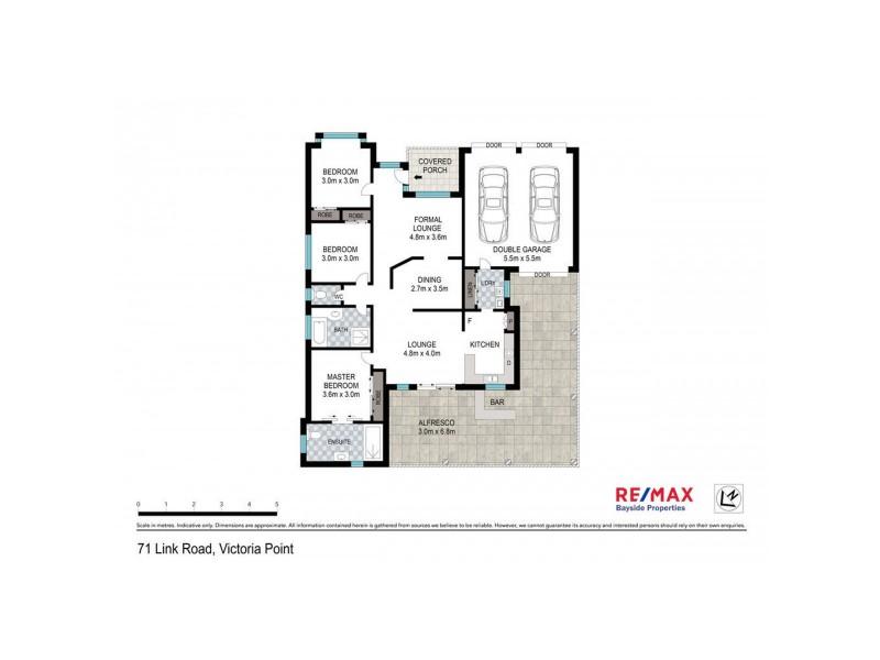 71 Link Road, Victoria Point QLD 4165 Floorplan