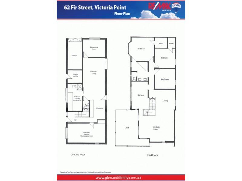 62 Fir Street, Victoria Point QLD 4165 Floorplan