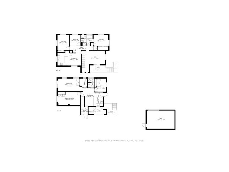 10 Malcolm Street, Beachmere QLD 4510 Floorplan