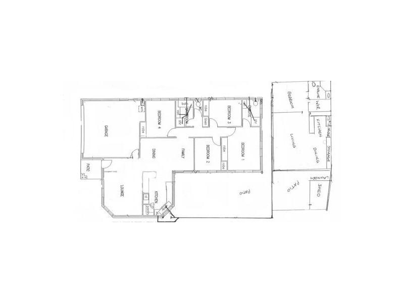 58 Pauls Road, Upper Caboolture QLD 4510 Floorplan