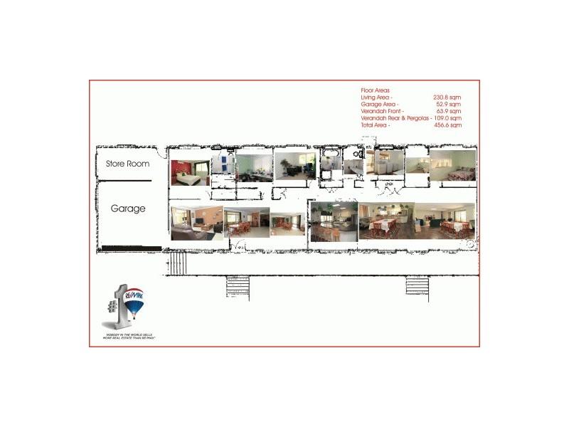 51 Sir Dapper Drive, Burpengary QLD 4505 Floorplan
