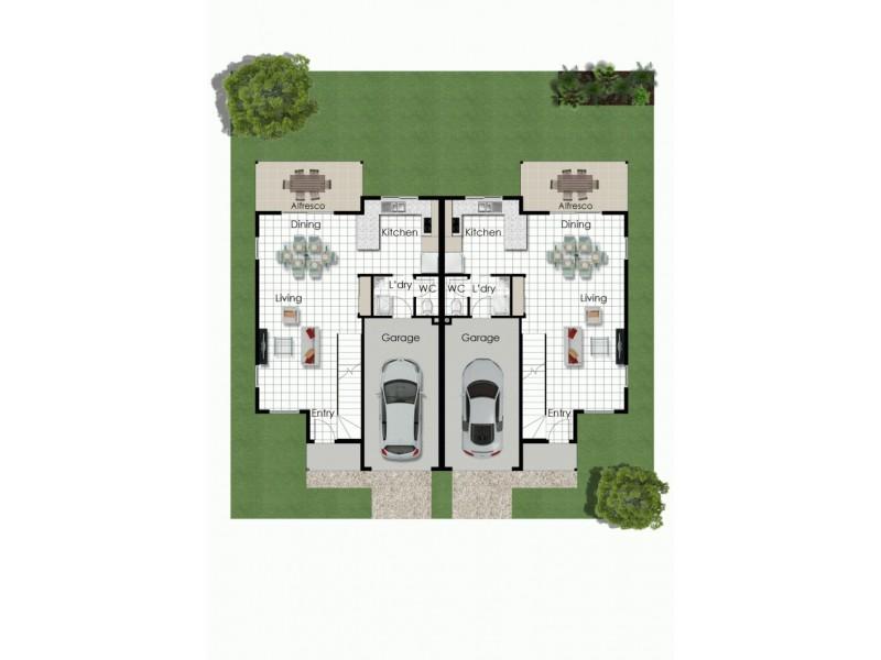 Unit 10/128 Kinsellas Road, Mango Hill QLD 4509 Floorplan