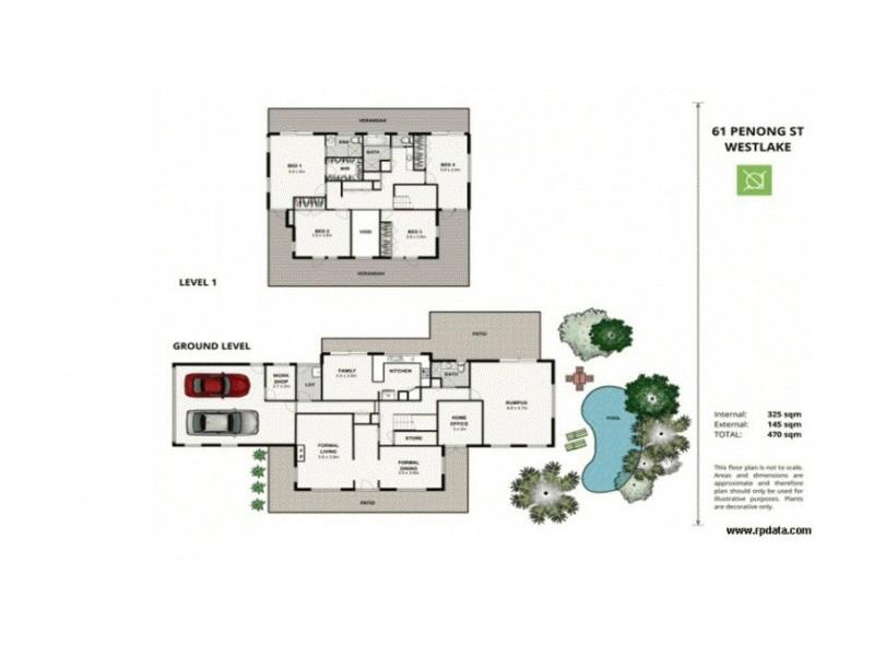 Westlake QLD 4074 Floorplan