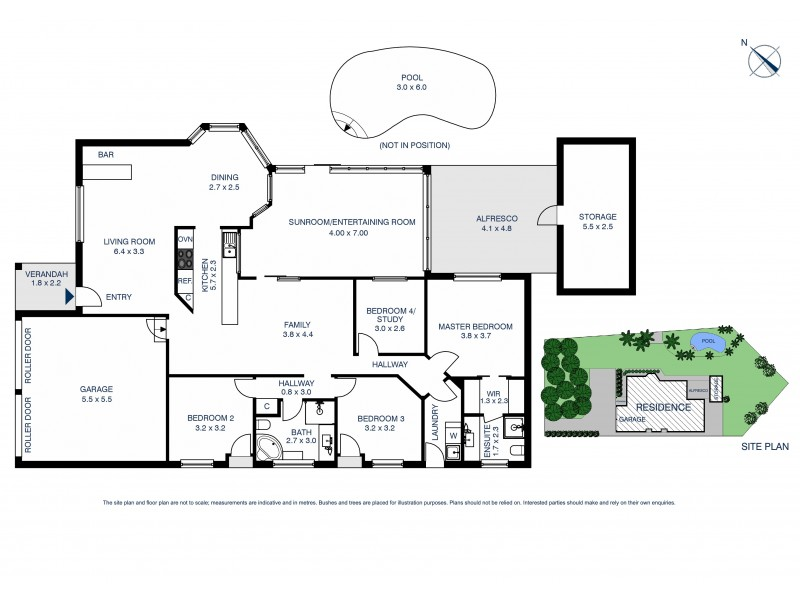 39a Lloyd Street, Blacktown NSW 2148 Floorplan