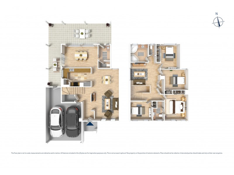11 Leafy Grove, Plumpton NSW 2761 Floorplan