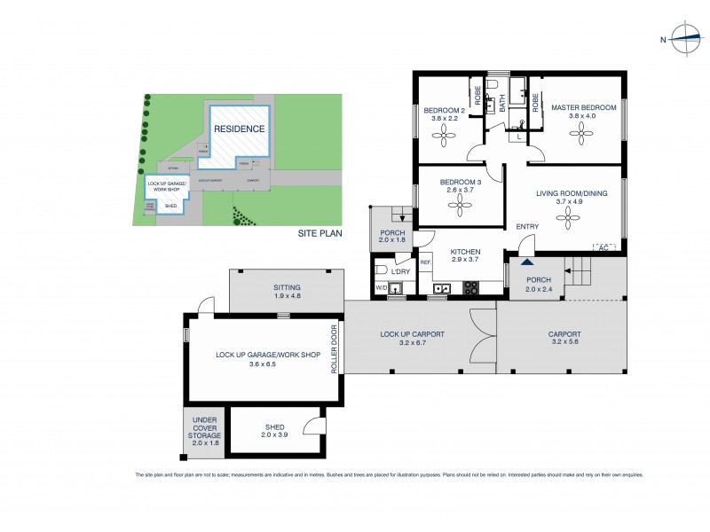 14 Shirley Street, Blacktown NSW 2148 Floorplan