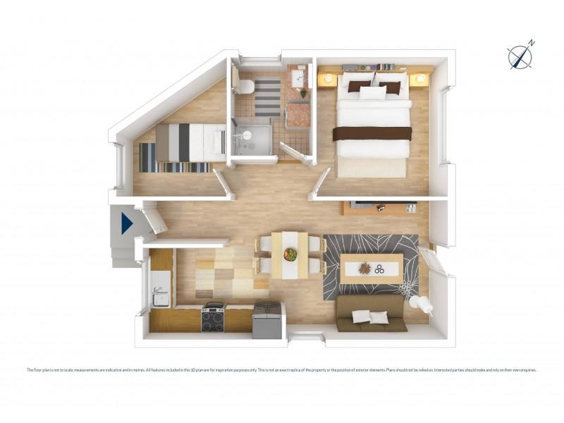12a Field Place, Blackett NSW 2770 Floorplan