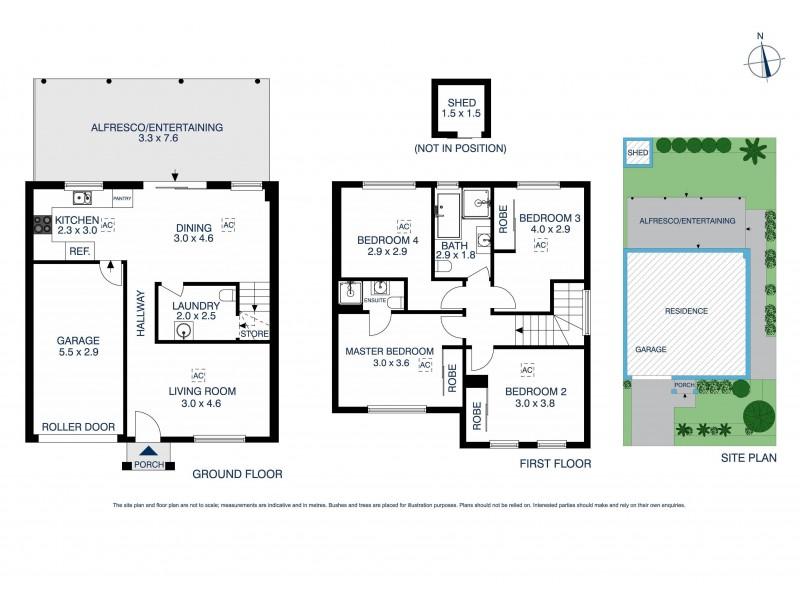 6/41 Doonside Crescent, Blacktown NSW 2148 Floorplan