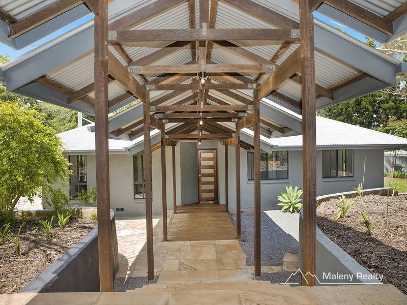 100 Burgum Road, North Maleny QLD 4552