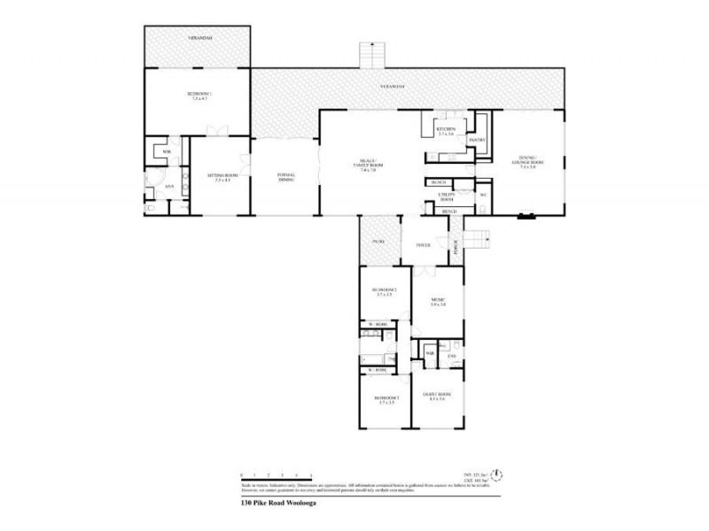 130 Pike Road, Woolooga QLD 4570 Floorplan