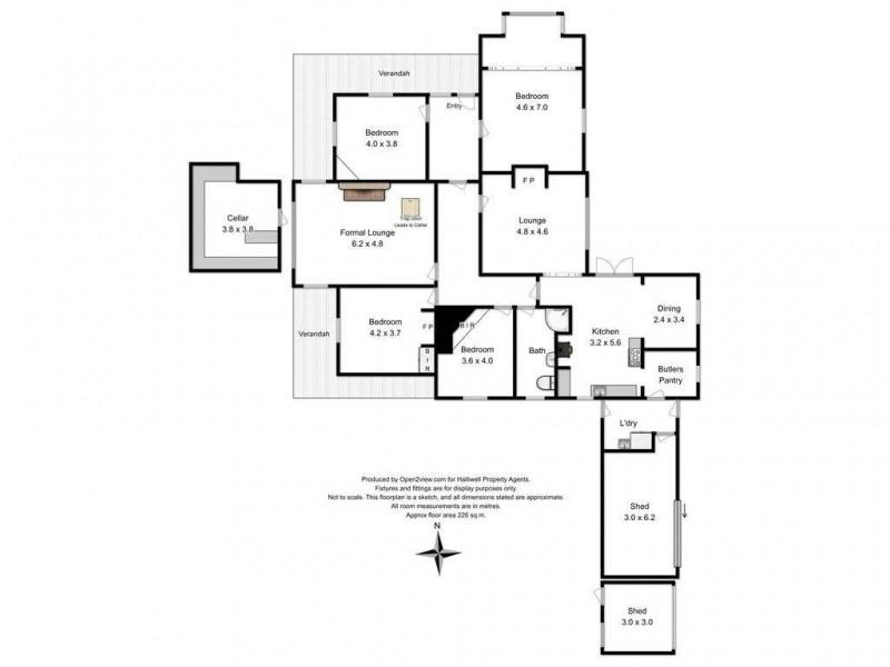 8-10 Marine Street, East Devonport TAS 7310 Floorplan