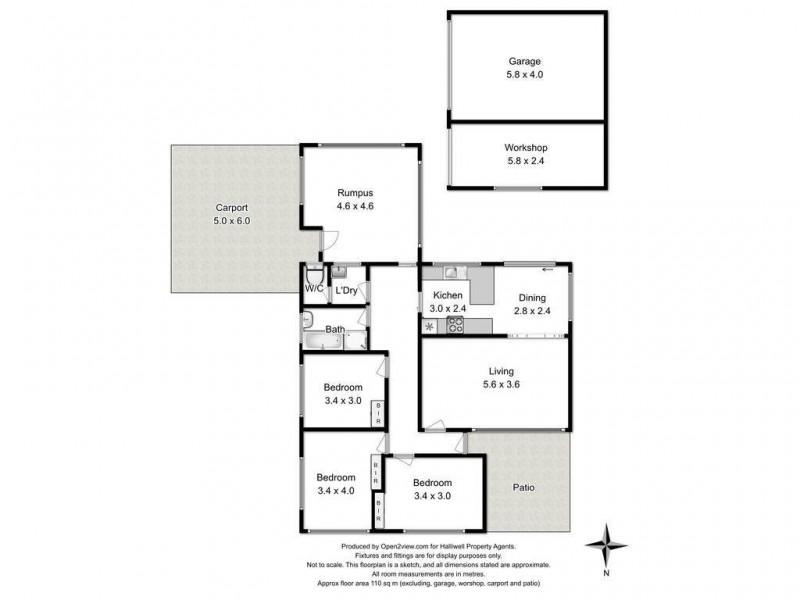 51 North Street, Devonport TAS 7310 Floorplan