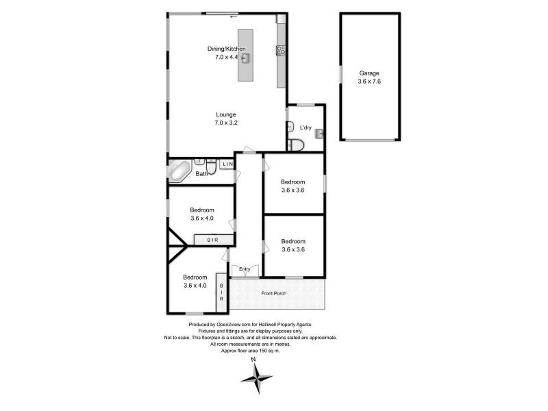 6 Henry Street, Devonport TAS 7310 Floorplan