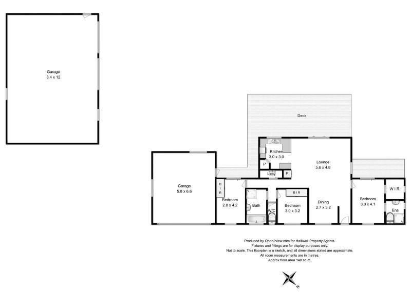 5 Donvista Drive, Don TAS 7310 Floorplan