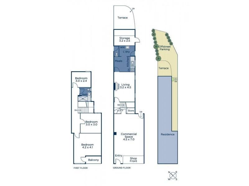 631 Camberwell Road, Camberwell VIC 3124 Floorplan