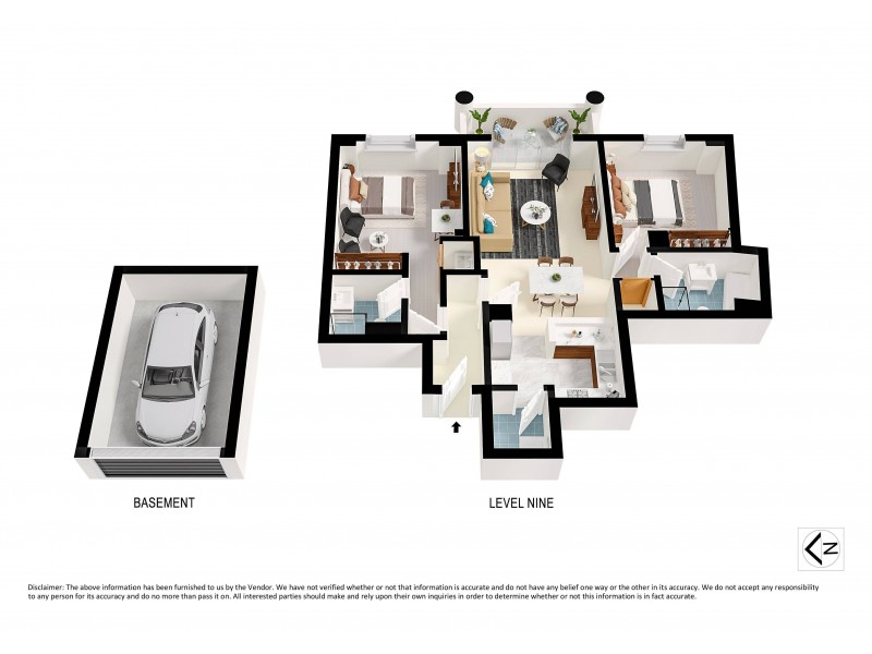 519 A+B/317 Castlereagh Street, Sydney NSW 2000 Floorplan