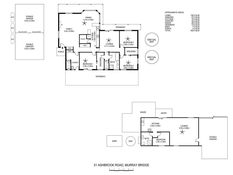 41-51 Ashbrook Road, Murray Bridge SA 5253 Floorplan