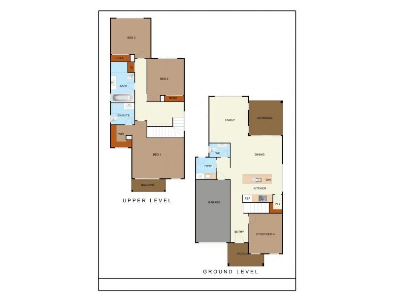1 Windsorgreen Drive, Wyong NSW 2259 Floorplan