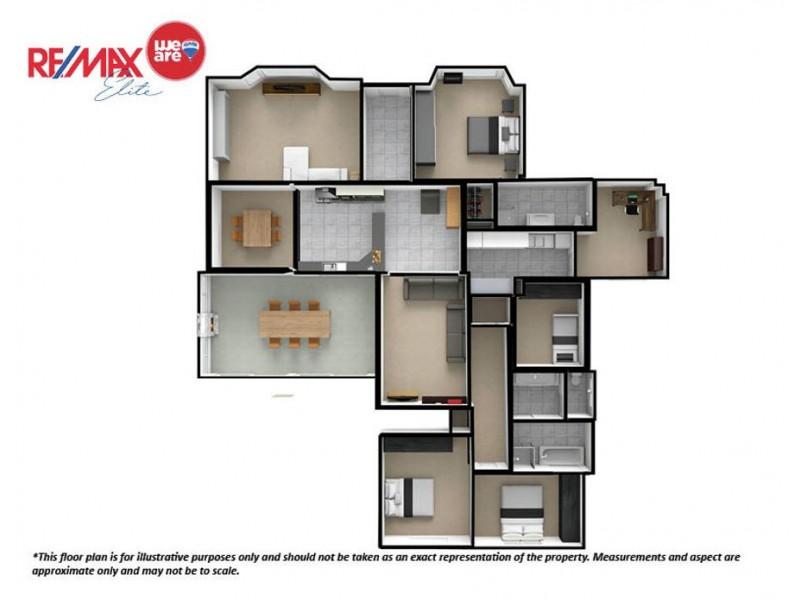 13 Morshead Street, Ashmont NSW 2650 Floorplan