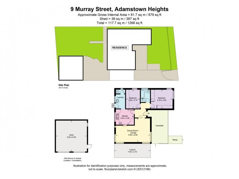 9 Murray Street, Adamstown Heights NSW 2289 Floorplan
